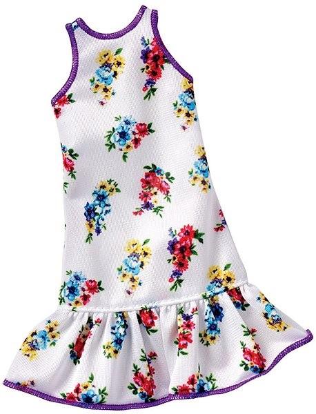 9ba11214ab4d Mattel Barbie šaty - biely - Bábika