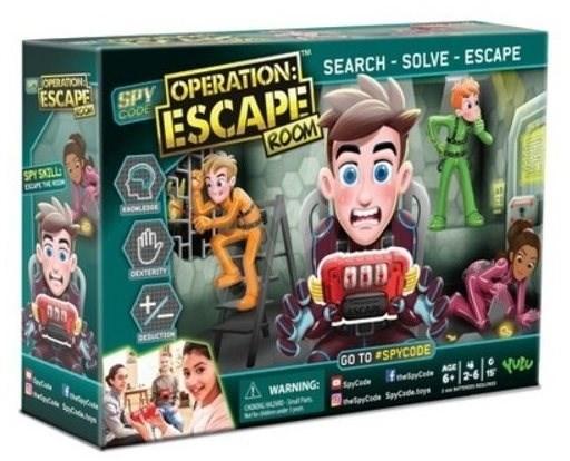 Escape Room Junior – Úniková hra - Spoločenská hra