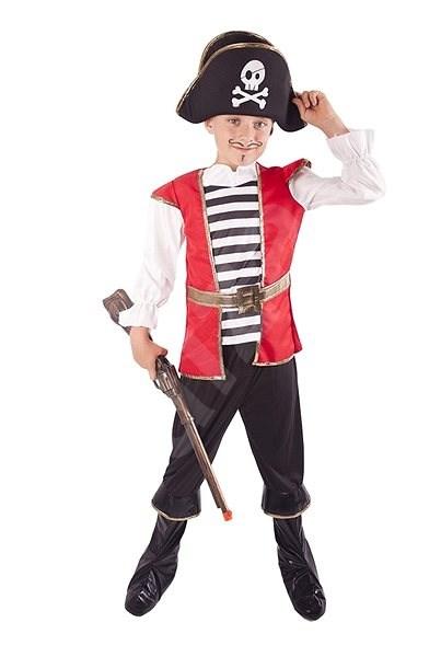 9aea4a123 Kostým pirát s klobúkom veľ. M - Detský kostým | Alza.sk