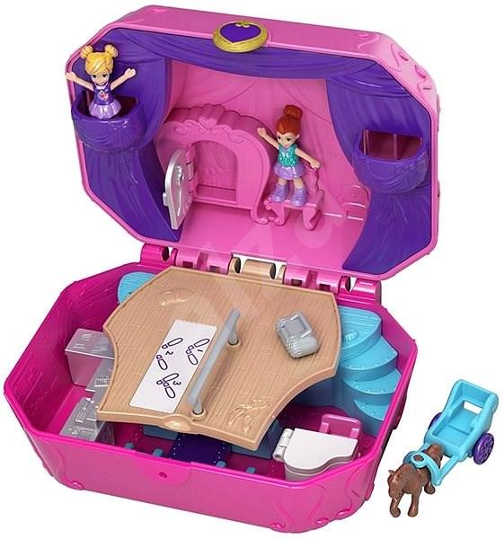 c65b21100 Polly Pocket Pidi svet do vrecka Tiny twirlin music box - Bábika ...