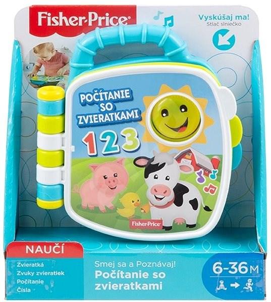 ae7b91153 Fisher-Price Počítanie so zvieratkami SK - Didaktická hračka | Alza.sk