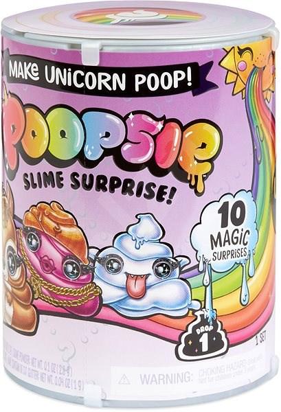 Poopsie Surprise Balíček na prípravu slizu - Kreatívna súprava