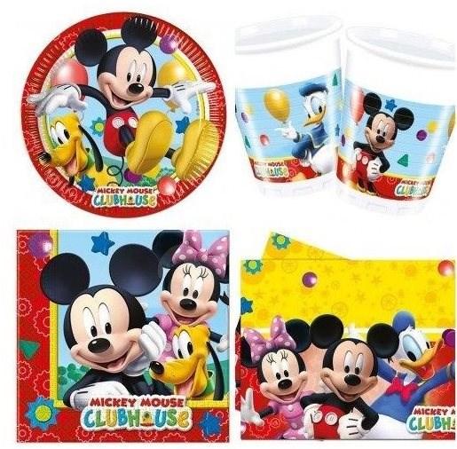 Párty set Mickey Mouse - Herná sada