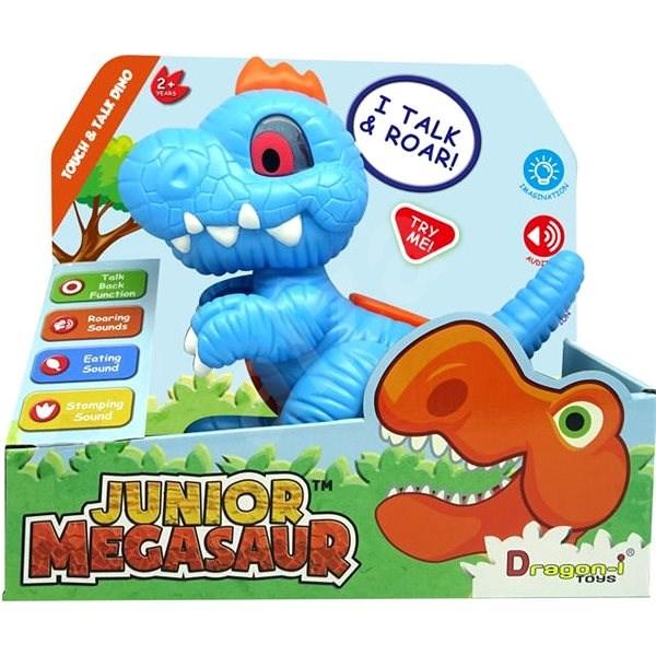 Interaktívny hovoriaci dinosaurus pre najmenších - Interaktívna hračka