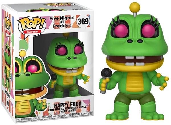 4759beeceab24 Funko Pop Games: FNAF 6 Pizza Sim – Happy Frog - Figúrka | Alza.sk