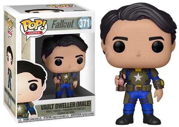 94a65a4b6685f Funko Pop Games: Fallout S2 – Vault Dweller Male - Figúrka | Alza.sk