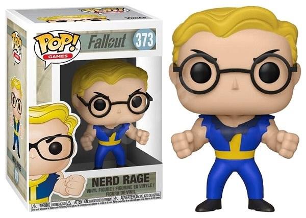 6cb927d525d2d Funko Pop Games: Fallout S2 – Vault Boy (Nerd Rage) - Figúrka | Alza.sk