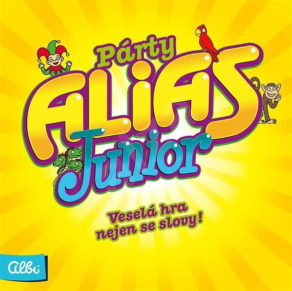 1684859e9 Party Alias Junior 2. vydanie - Spoločenská hra | Alza.sk