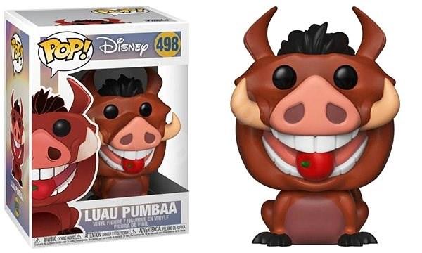 Funko Pop Disney: Lion King – Luau Pumbaa - Figúrka