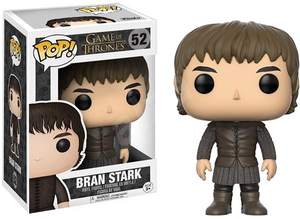 Funko Pop TV: Game of Thrones: S7 – Bran Stark - Figúrka