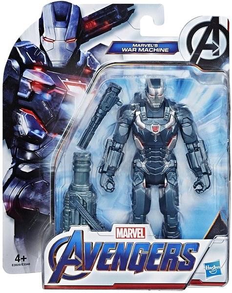 Avengers Filmová figúrka 15 cm War Machine - Figúrka