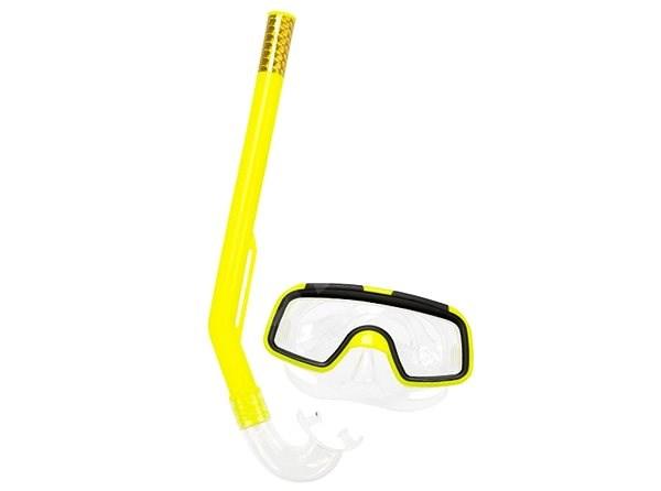 Potápačská súprava žltá - Herný set