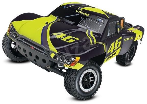 Traxxas Slash 1:10 RTR Valentino Rossi - RC auto na diaľkové ovládanie