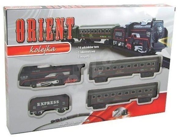 Teddies Orient Vlak - Vláčik  e433bc8937e