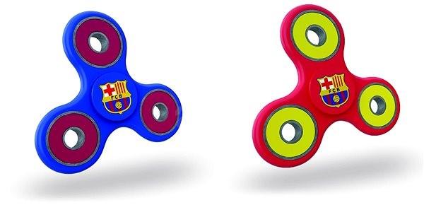 Spinner: FC Barcelona - Fidget spinner