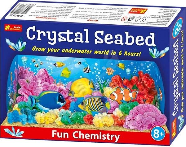 Podmorský svet kryštály – experimentálna súprava - Experimentálna súprava