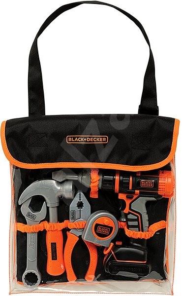 01332ef2c Smoby Black & Decker Súprava náradia s vŕtačkou v taške - Herný set ...