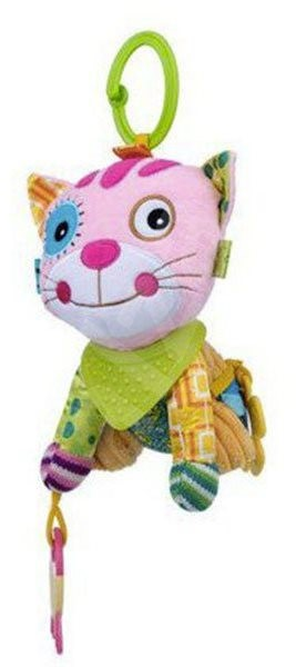 Discovery baby Kocúr Charles - Textilná hračka  52332791b35