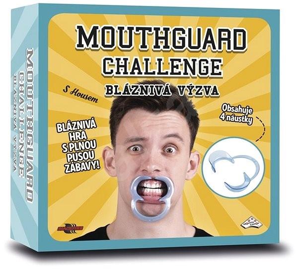 Bláznivá výzva – Mouthguard Challenge - Párty hra  e8f0bee026c