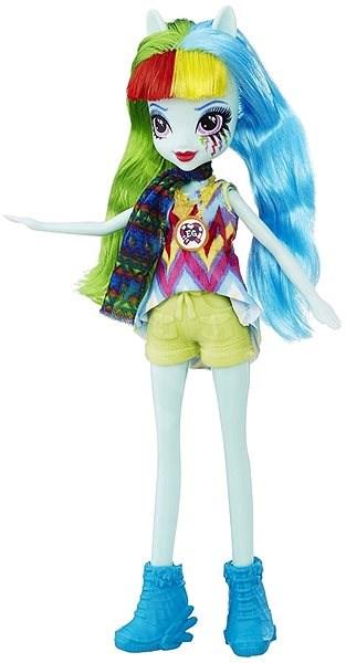 66939cb3ef My Little Pony Equestria Girls Rainbow Dash - Bábika