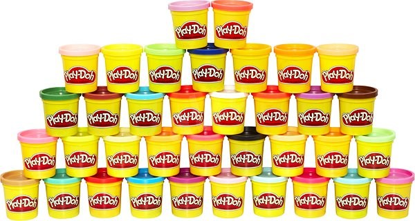 Play-Doh Mega balenie - Kreatívna súprava