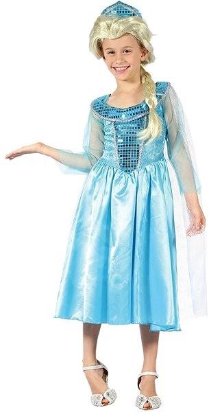 6514bb320ec5 Ľadová princezná veľ. M - Detský kostým