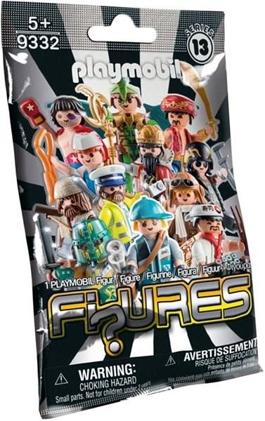 Figurky pro kluky - série 13 - Stavebnica