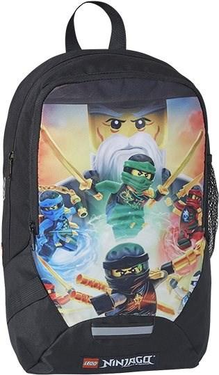 b1e2da2a6 LEGO Ninjago Master Wu – 15 l - Školský batoh | Alza.sk
