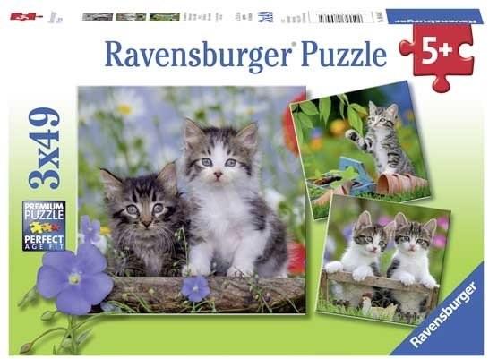 Ravensburger 80465 Mačiatka - Puzzle