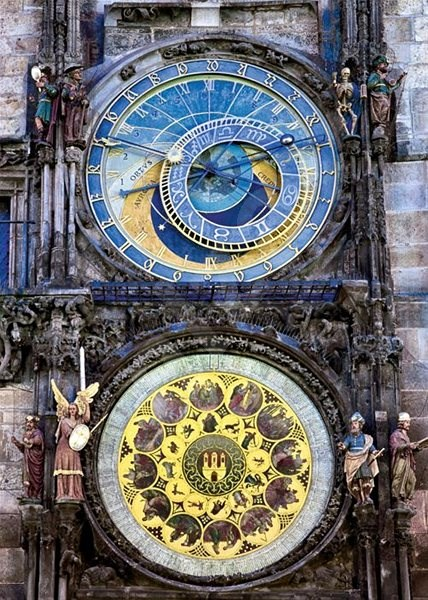 Ravensburger 197392 Praha Orloj - Puzzle