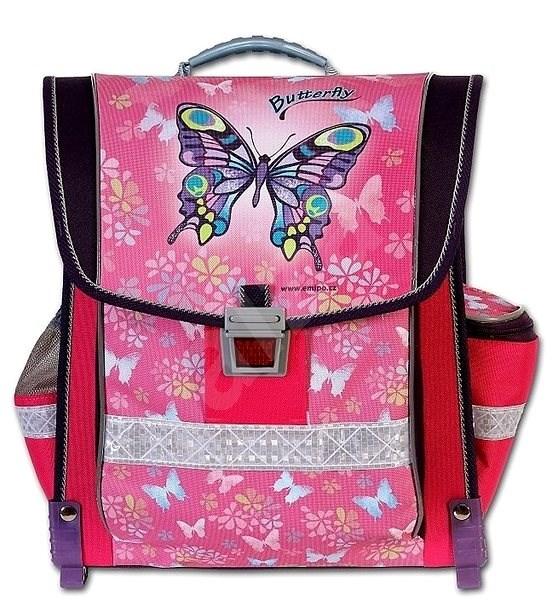b3d27e1042 Emipo Ergo One Butterfly - Školský batoh