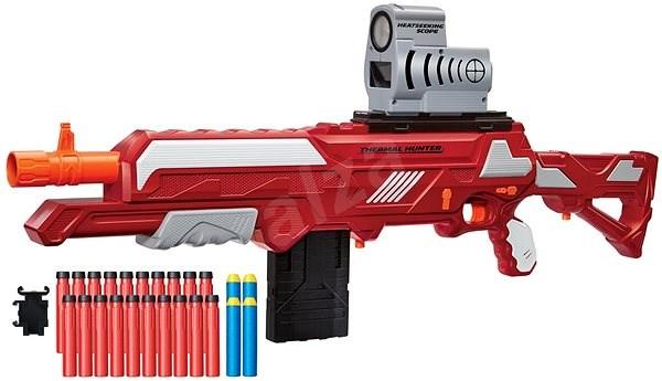 BuzzBee PrecisePro darts Thermal Hunter - Detská pištoľ