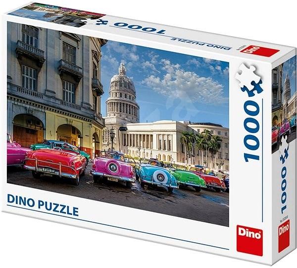 Veterány na Kube - Puzzle