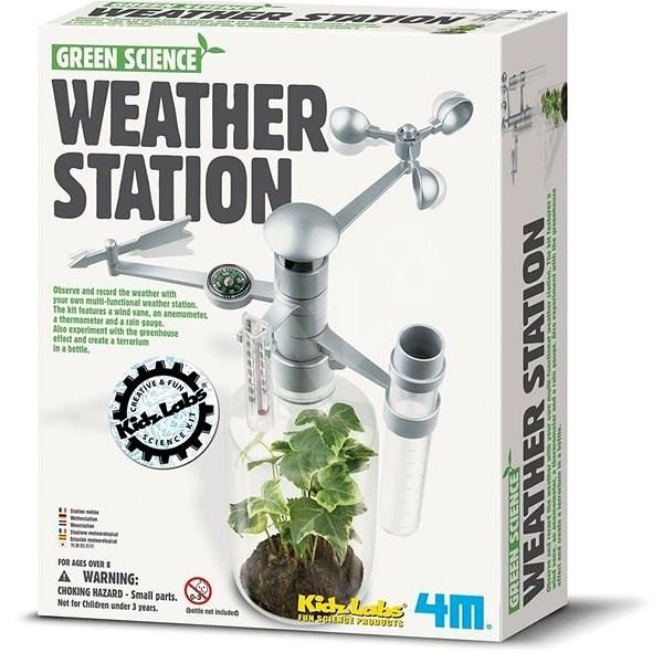 Meteorologická stanica - Experimentálna súprava