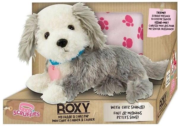 398d85b6fb Scruffies Roxy Moje roztomilé šteniatko - Interaktívna hračka