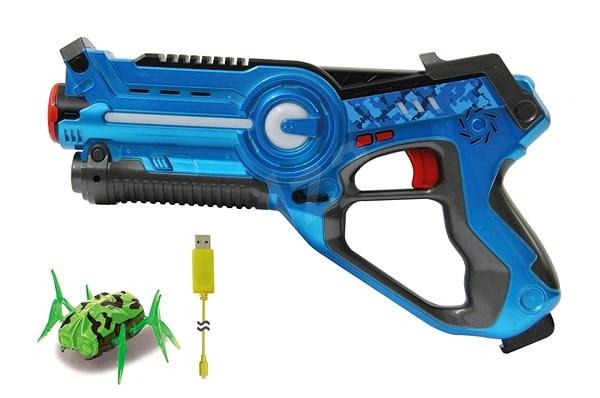 Jamara hra lov chrobákov s jednou laserovou pištoľou pre deti - Detská pištoľ