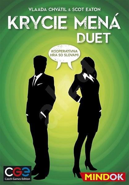 Krycie mená: Duet - Spoločenská hra
