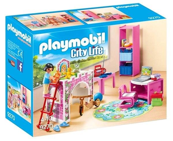 51cfc532bac7 Playmobil 9270 Detská izba - Stavebnica