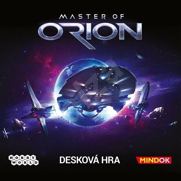 1f9fb621ee50 Master of Orion - Spoločenská hra