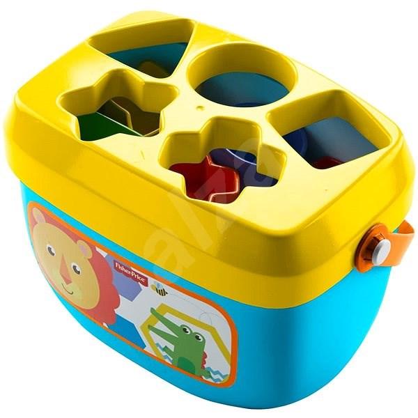 745648a44 Fisher-Price Prvá vkladačka - Didaktická hračka | Alza.sk