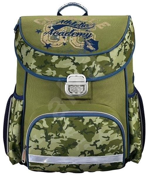 42c677ef15 Hama Aktovka Army - Školský batoh