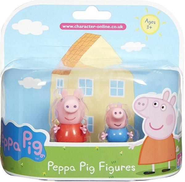 f4af1011d Peppa Pig - figurky 2ks Peppa + George - Herný set   Alza.sk