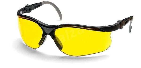Husqvarna Ochranné okuliare, žlté - Ochranné okuliare
