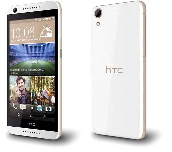 HTC Desire 626G (A32MG) White Birch Dual SIM - Mobilný telefón