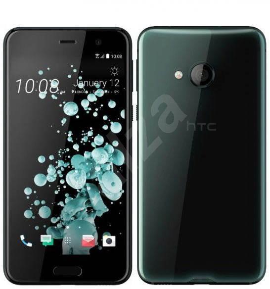 HTC U Play Brilliant Black - Mobilný telefón