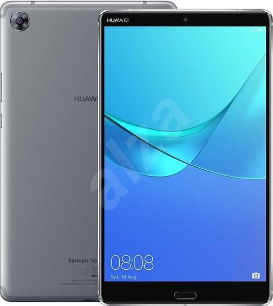 Huawei MediaPad M5 8.4 LTE Space Gray - Tablet