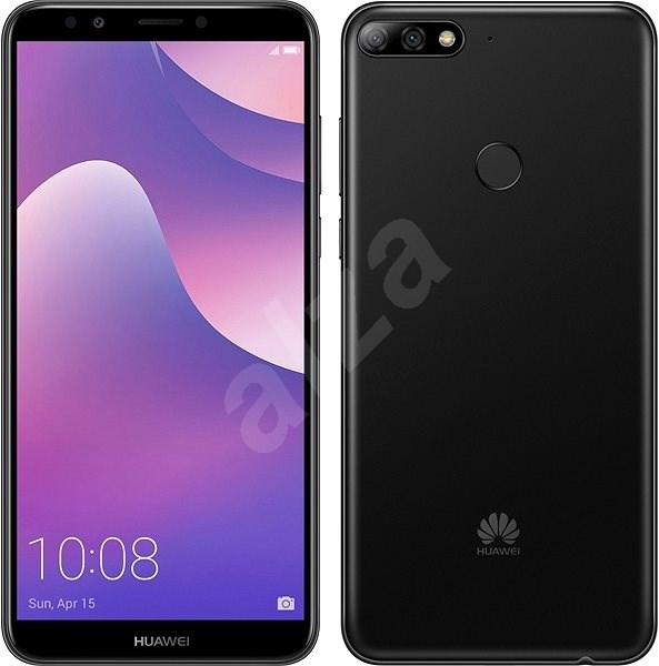 a57f5c45e HUAWEI Y7 Prime (2018) Čierny - Mobilný telefón | Alza.sk