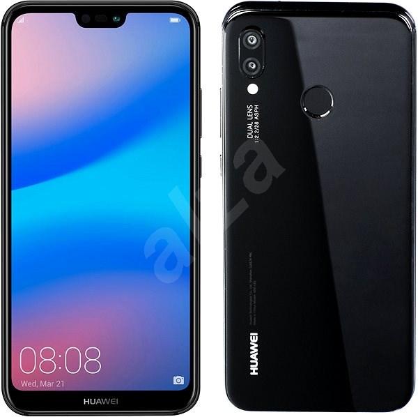 3190c813a HUAWEI P20 Lite Midnight Black - Mobilný telefón | Alza.sk