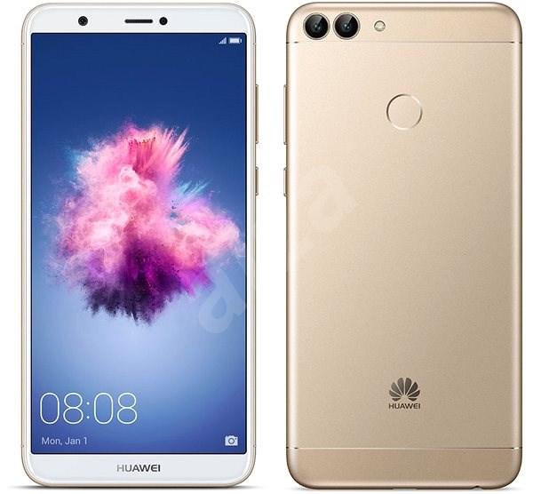 HUAWEI P smart Gold - Mobilný telefón  abf5fac7aa5