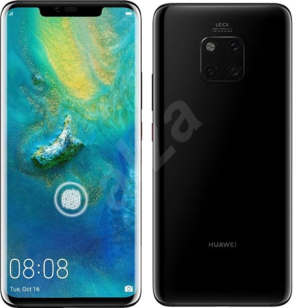 HUAWEI Mate 20 Pro čierny - Mobilný telefón